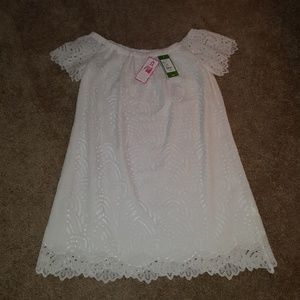 Lilly Pulitzer Dresses - NWT Lilly Pulitzer Lace Marble Dress